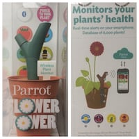 Parrot Plant Monitor  768 km