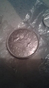 Proof grade 1968 Canadian coins Vancouver