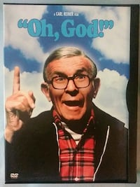 """Oh, God!"" dvd"