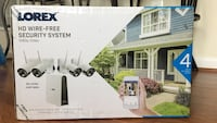 Brand New Lorex HD Wire-free Security System Woodbridge, 22193