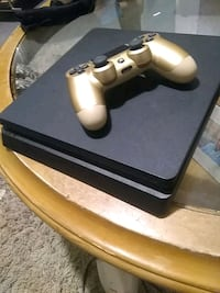 black Sony PS4 console with controller Villa Rica, 30180