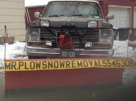 SNOW REMOVAL SERVICES Commercial & Residential