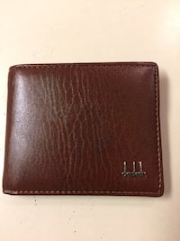 Brand new leather wallet Wilmington, 28401