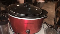 red and black Crock-Pot slow cooker Winchester, 22603