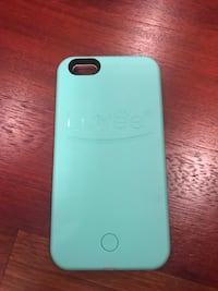LuMee Original Light Up Case for iPhone 6 Plus - Mint Great Falls, 22066