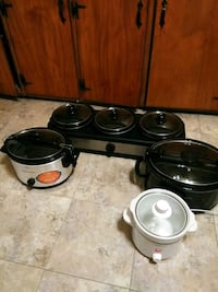 Crock Pot Set 61 km