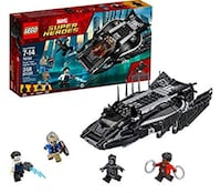LEGO Marvel Super Heroes Royal Talon Fighter Attack # 76100 Markham