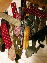 Great assorted ties!!! Canton, 44710