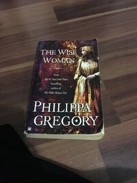 Novel : The wise woman by Philippa Gregory 763 km