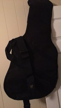 guitar case and  Ernie Ball strap Tulsa, 74112
