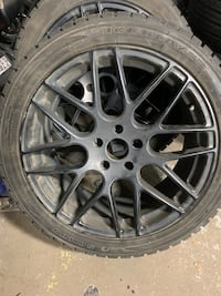 BMW Winter tires and rims  Vaughan, L4K 4A1