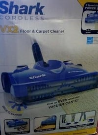 SHARK Cordless VX2 Floor & Carpet Cleaner Mississauga
