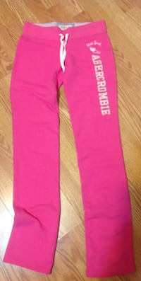 Abercrombie & Fitch Pink Jogger Pants Toronto, M6G