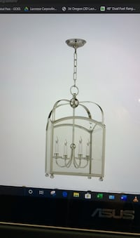 Ceiling Light fixture: Lantern/ Chandelier High end designer