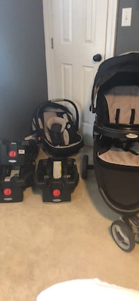 Graco snug Ride complete click to connect system Raleigh, 27604