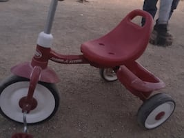 $10 Radio Flyer needs a clean