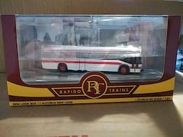 TTC DIECAST BUS 1:87 SCALE BRAND NEW