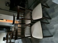 4 Dining room Chairs  Sterling