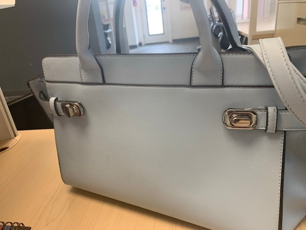 Baby Blue New Purse