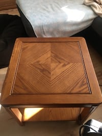 End Table WOODBINE