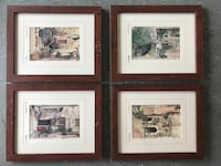 Framed scenic pictures Fort Myers, 33908