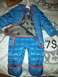 blue and red zip-up jacket Las Vegas, 89115