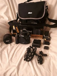 Nikon D [PHONE NUMBER HIDDEN]  VR kit Montreal, H1G