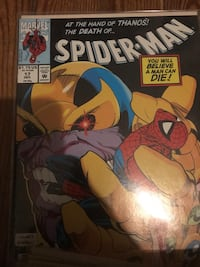 Spider-Man 2-17 comic lot Mineola, 11501