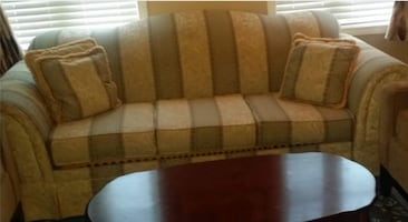 3 Seater Sofa- Pull out Bed