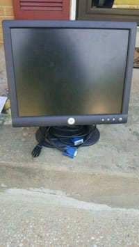 Dell Monitor and Speakers Hyattsville, 20782