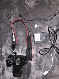 LIKE NEW CANON CAMERA Brampton, L6Y 3J3