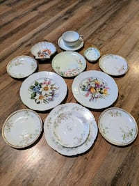 Limoges France, 13 vintage piece collection  Marshall, 20115
