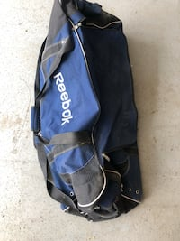 Reebok hockey bag wheeled Sherwood Park, T8H 1Y1