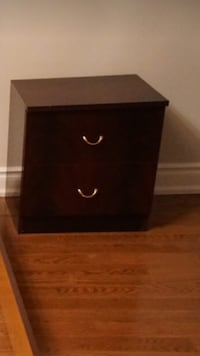 2 side tables and a dresser $60 for all obo Richmond Hill