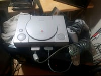 PS1 with 2 controllers and 3 games Kitchener, N2H 2R5