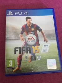 Sony PS4 EA Sports Fifa 15 spillveske