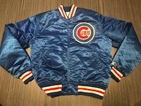 black and red San Francisco 49ers letterman jacket Toronto, M6B 1C9