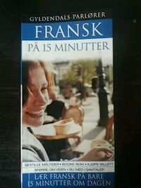 Book learn Fransk Oslo, 0277