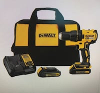 BRAND NEW IN BOX..20 volt 1/2 inch Dewalt cordless drill this is Model #DCD777C2 the better one. North Las Vegas, 89115