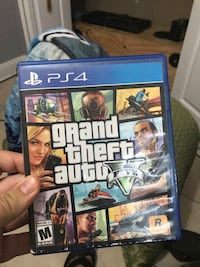 GTA  5 for ps4. Bridgeview, 60455