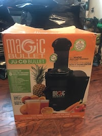 Magic Bullet Juice Bullett