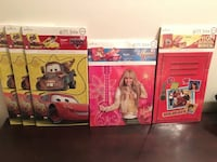 "Collectible ""Cars, Hannah Montana & High School Musical"" Gift Boxes Baltimore, 21205"