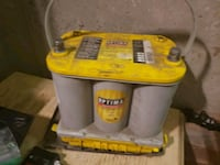 Optima deep cycle yellow top battery  West Valley City, 84120