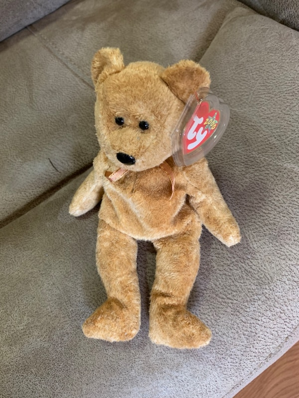 dbbc7a5ff30 Used Cashew Ty beanie baby for sale in Jersey City - letgo