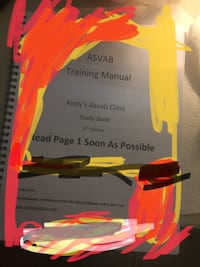 Asvab free book Andy and look next page press view picture Las Vegas