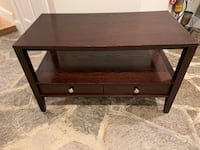 Rectangular brown wooden coffee table Catonsville, 21228