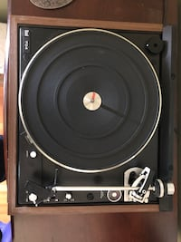 Dual turntable, Pioneer receiver and speakers Mission, V2V 3H5