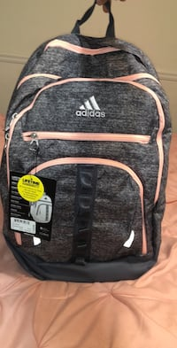 black and gray The North Face backpack 499 mi