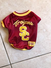 USC dog shirt sz small Camarillo, 93010