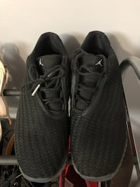 Air Jordan future low black sneakers  Brampton, L6Z 1Y6